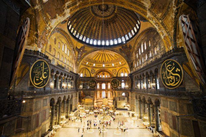 Erdogan Akan Jadikan Hagia Sophia Masjid, Tidak Lagi Museum
