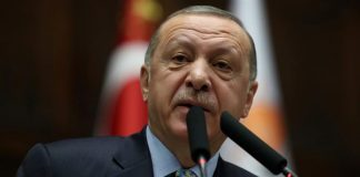 Erdogan Minta Pelaku Penembakan di Christchurch Dihukum Mati