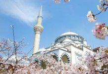 Keistimewaan Masjid Camii Tokyo, Tempat Pernikahan Syahrini dan Reino Barack