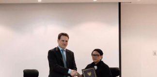 Tandatangani Perjanjian, Indonesia Komitmen Bantu Pengungsi Palestina