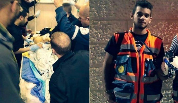 Militer Israel Tembak Relawan Medis di Kamp Pengungsi