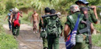 Myanmar Tarik Pasukannya Di Beberapa Pos Rakhine