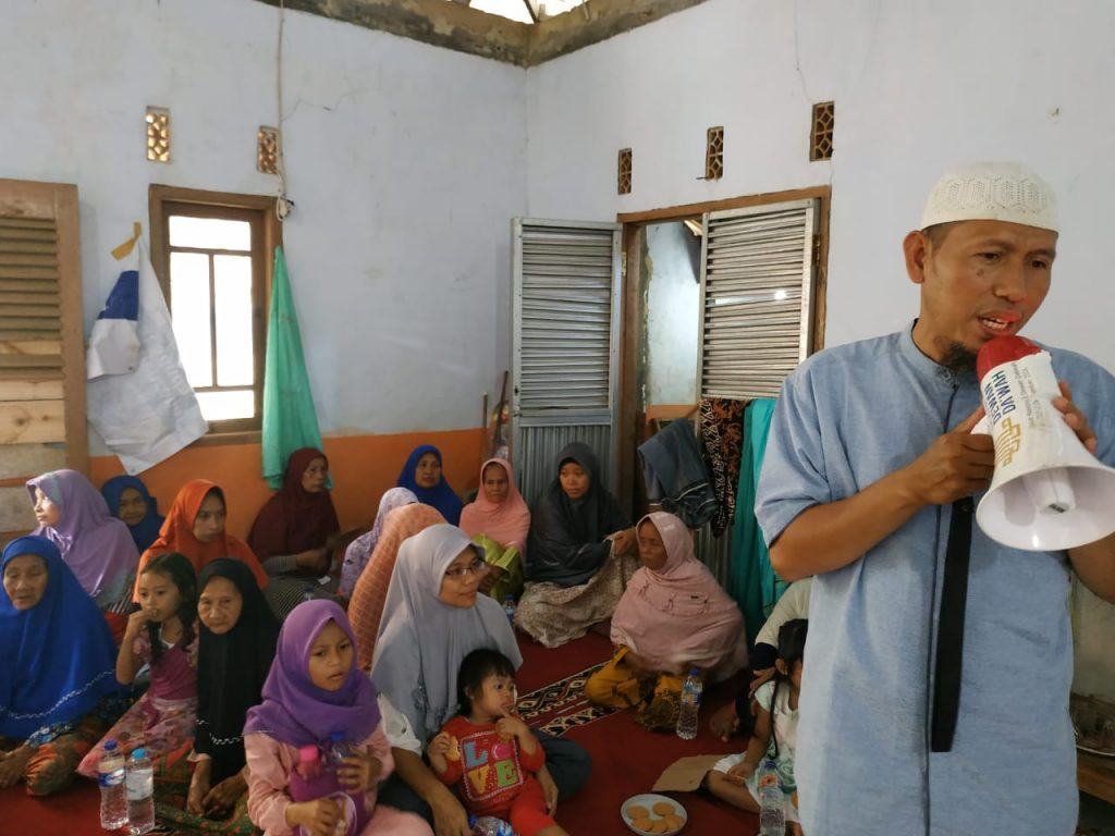 Pentingnya Penyuluhan Bencana Bagi Warga Banten