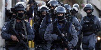 Polisi Israel Pukuli Jemaah Masjid Al-Aqsha