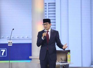 Sindir Kartu Jokowi, Sandiaga Sebut Indonesia Cukup dengan E-KTP