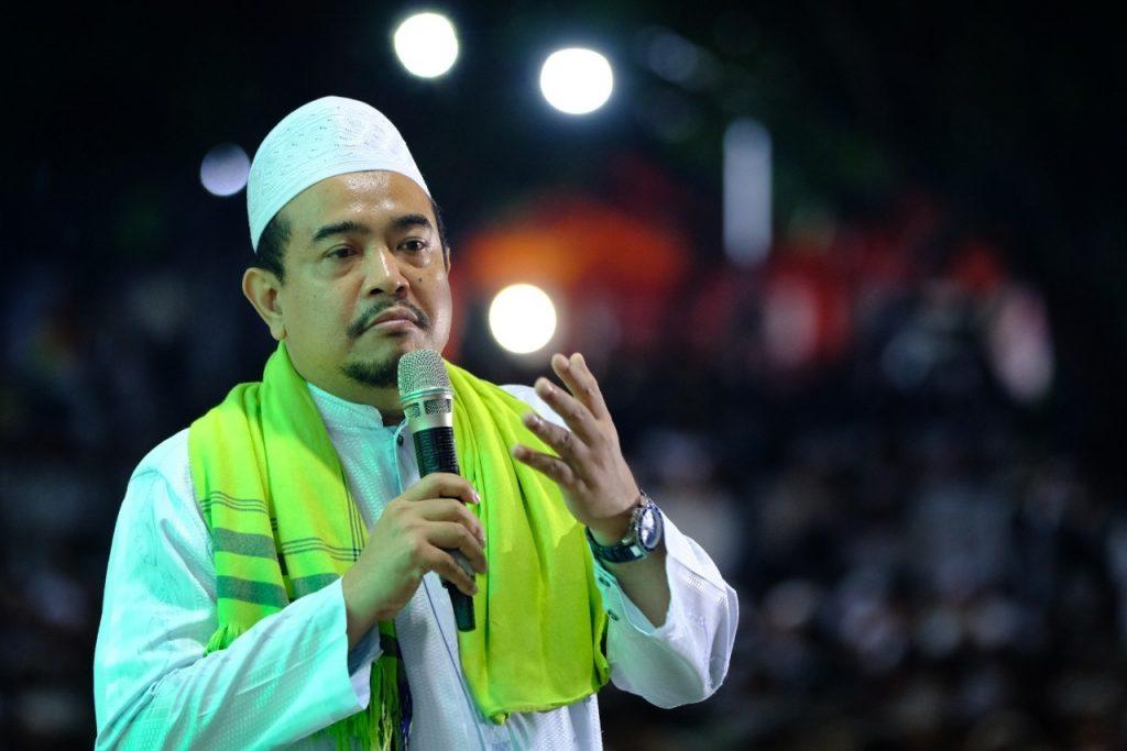 Undang UAS, Kiai Ahmad Fauzi Tijani Kita Bahas Strategi Dakwah, Tidak Ada Unsur Politik