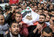 Warga Palestina Meninggal di Tepi Barat Akibat Tembakan Israel