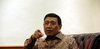 Wiranto Dinilai Subjektif Tafsirkan UU Terorisme Untuk Kasus Hoax