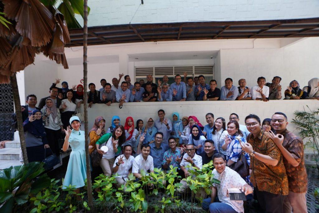 Sandiaga Beri Semangat Tim OK OCE Indonesia
