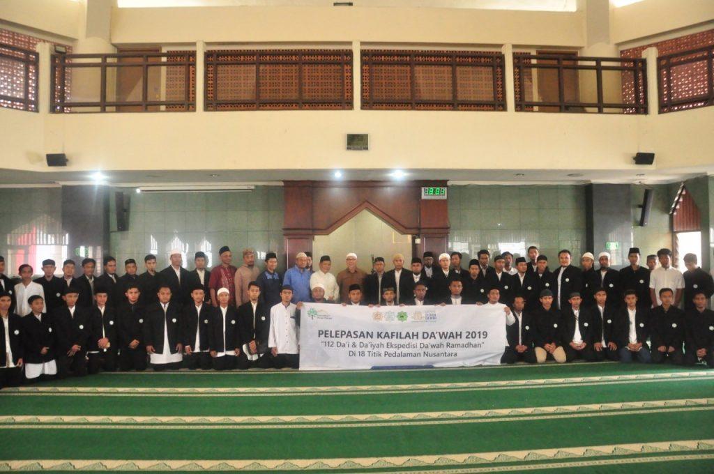 Dewan Da'wah Kirim 200 Dai ke Pedalaman Selama Ramadhan