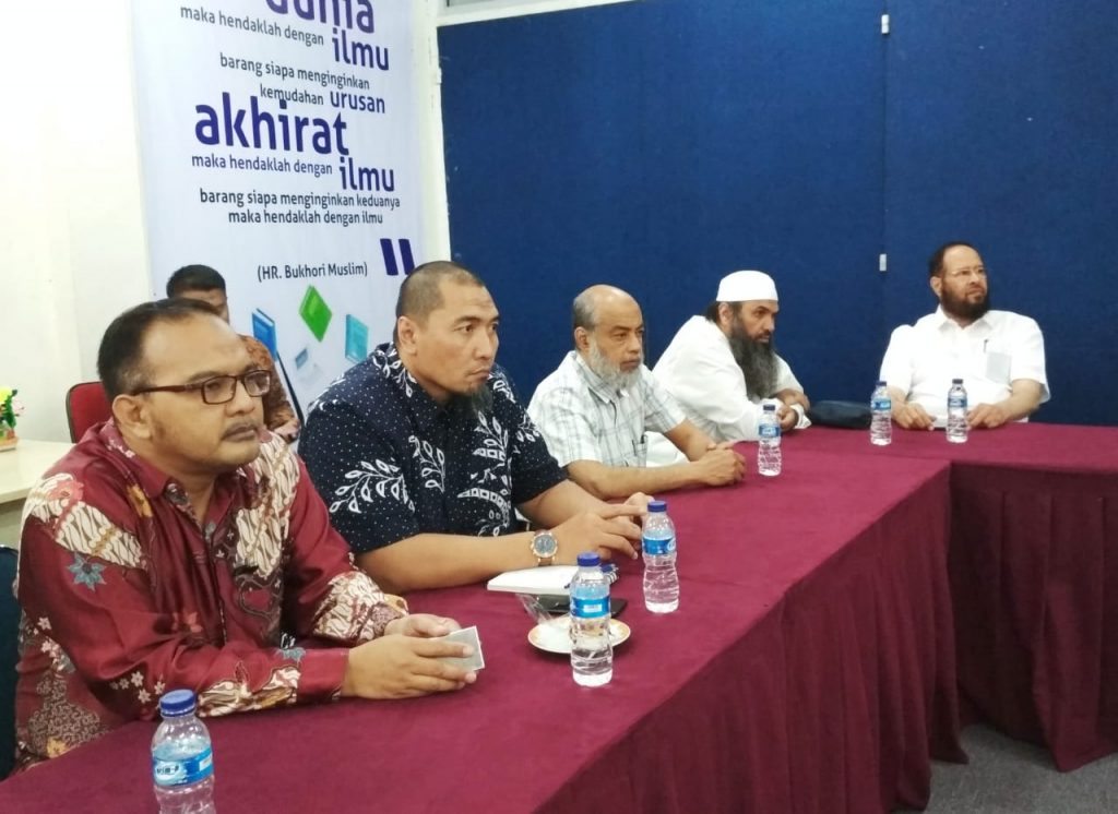 Al Basar Foundation Jajaki Pendirian Camp Hospital di Indonesia