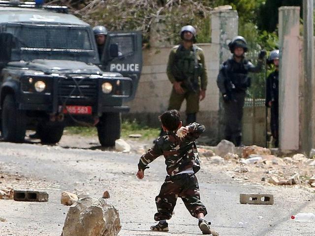 Dituduh Lempari Mobil Pemukim Yahudi, Siswa SD Palestina Ini Ditangkap saat Sekolah