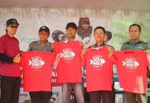 Dukung Program Pemerintah, Laznas LMI Ajak Masyarakat Tulungagung Gemar Makan Ikan