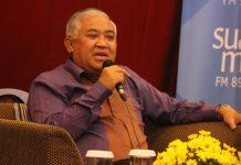 Jawaban Din Syamsuddin atas Konsep Khilafah-Khalifah yang Jadi Polemik