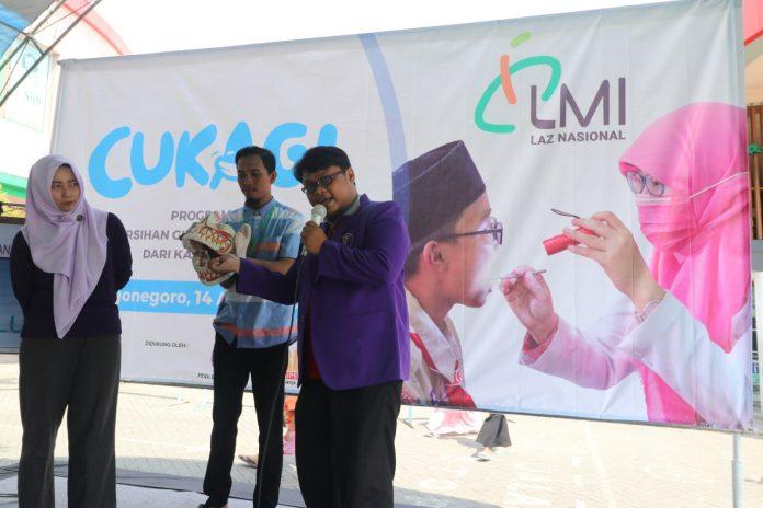 Jelang Ramadhan, Laznas LMI Fasilitasi Kesehatan Gigi Yatim dan Dhuafa dengan Cukagi