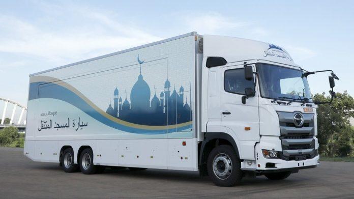 Layanan Masjid Bergerak Jepang untuk Wisatawan Muslim