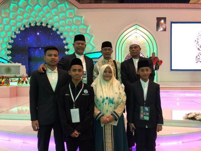 Masyaallah! Qori Indonesia Raih Juara Pertama MTQ Internasional Iran