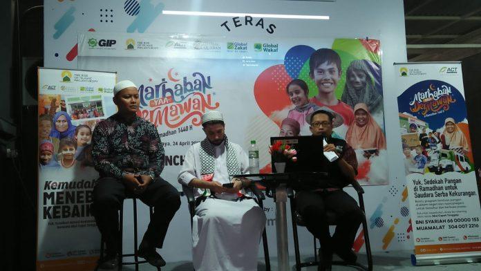 Melalui Program Ramadhan, ACT Akan Akselerasi Pengentasan Kemiskinan 2019