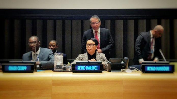 Indonesia Minta Pembangunan Pemukiman Israel di Palestina Dihentikan