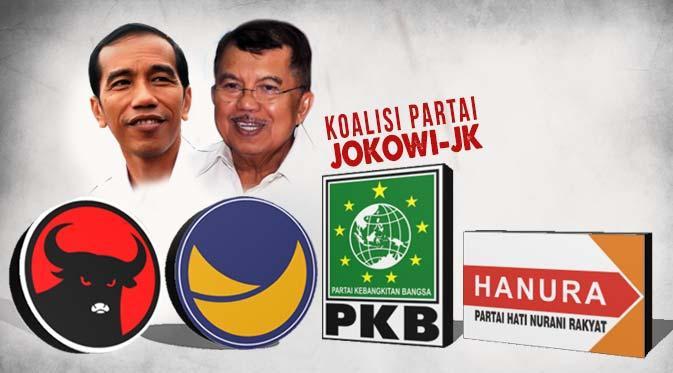 Menuju Pemilu 2019 Mengapa Tidak Memilih Partai Koalisi Jokowi