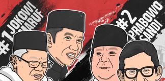 Menuju Pemilu 2019 Menimbang Pilihan Presiden bagi Umat Islam Indonesia