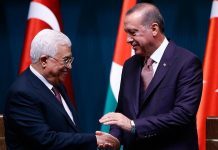 Pemilu Turki Mahmoud Abbas Beri Selamat Kepada Erdogan