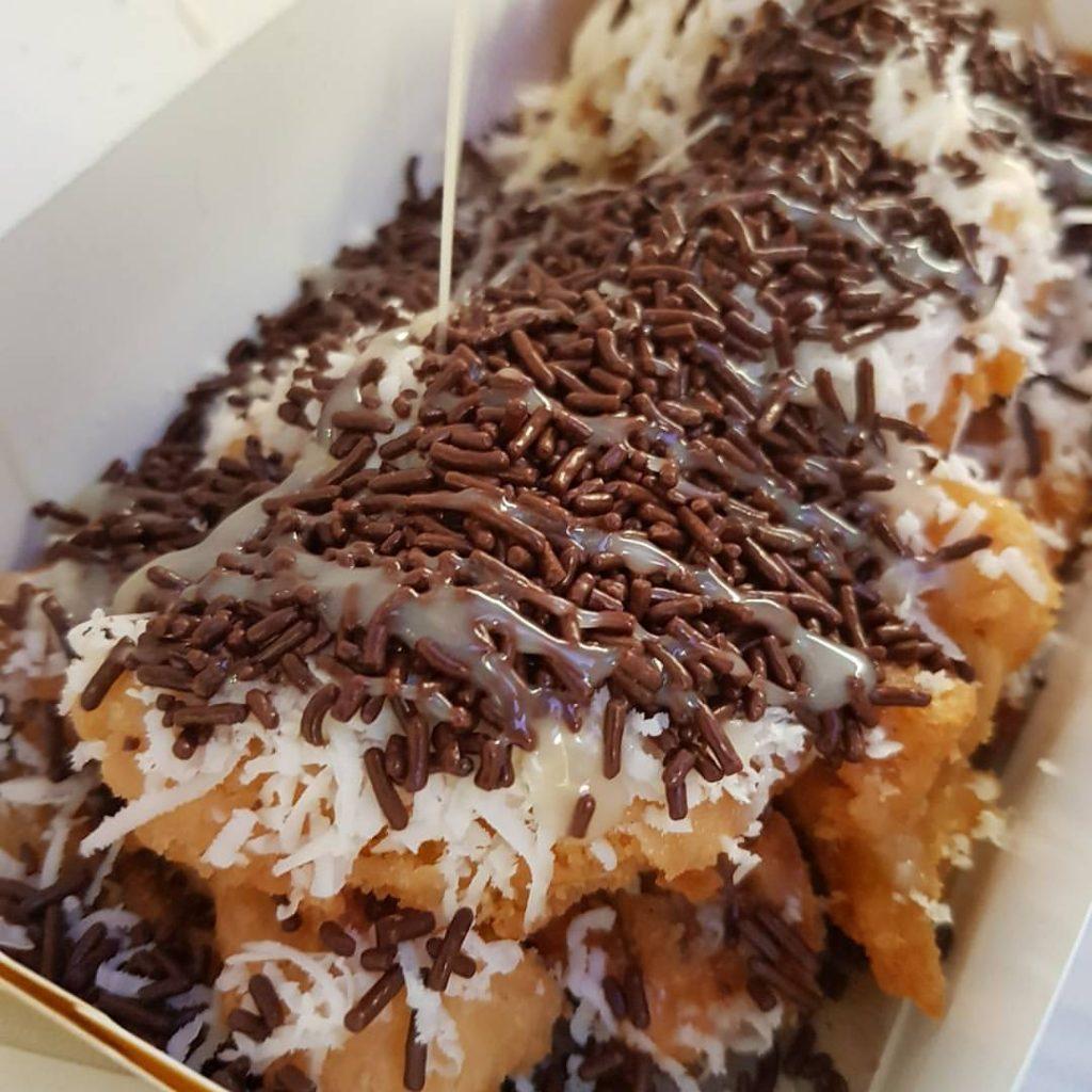 Pisang Goreng Coklat Keju, Camilan Nikmat dan Mengenyangkan