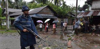 Presiden Myanmar Bentuk Komite Baru Tentang Rakhine