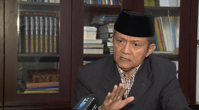 Anwar Abbas: MUI Belum Bahas NKRI Bersyariah