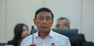 Wiranto Instruksikan Pihak Yang Ingin Menggangu Pemilu Segera Ditemukan