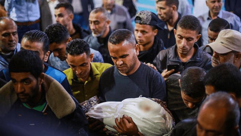 Anaknya Meninggal Akibat Serangan Isael, Wanita Gaza: Apa Dosa Anak-anak Saya?