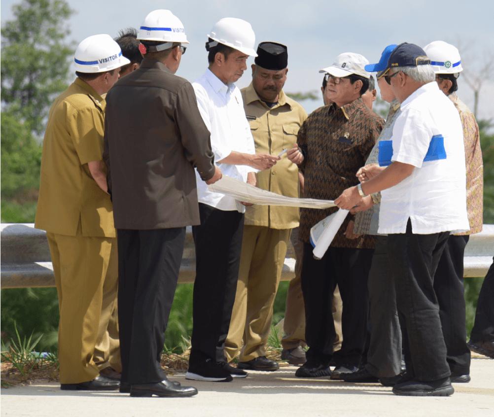 Serius Pindahkan Ibu Kota, Jokowi Kunjungi Kota-Kota di Kalimantan