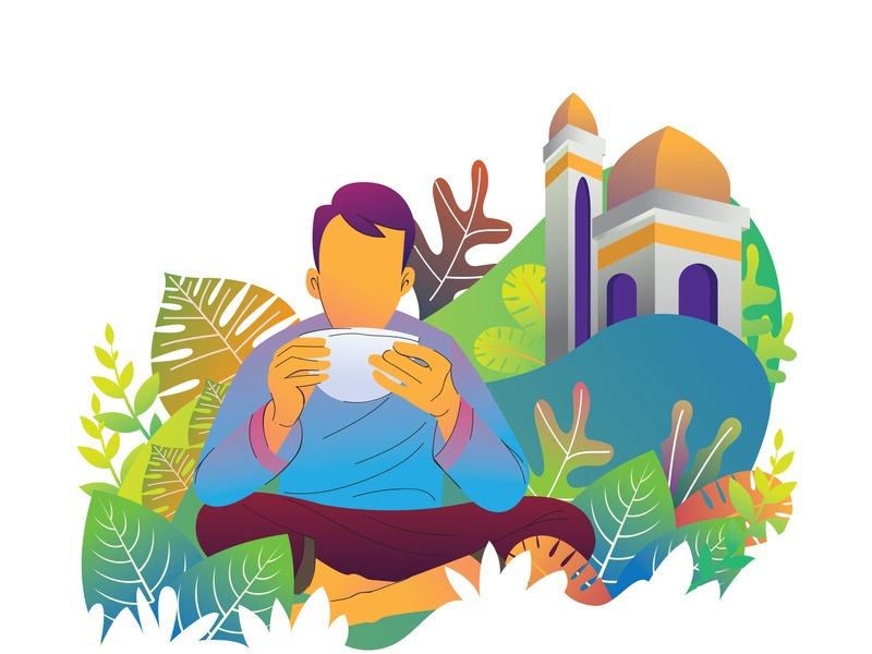 Amal Ibadah Saat Lailatul Qadar