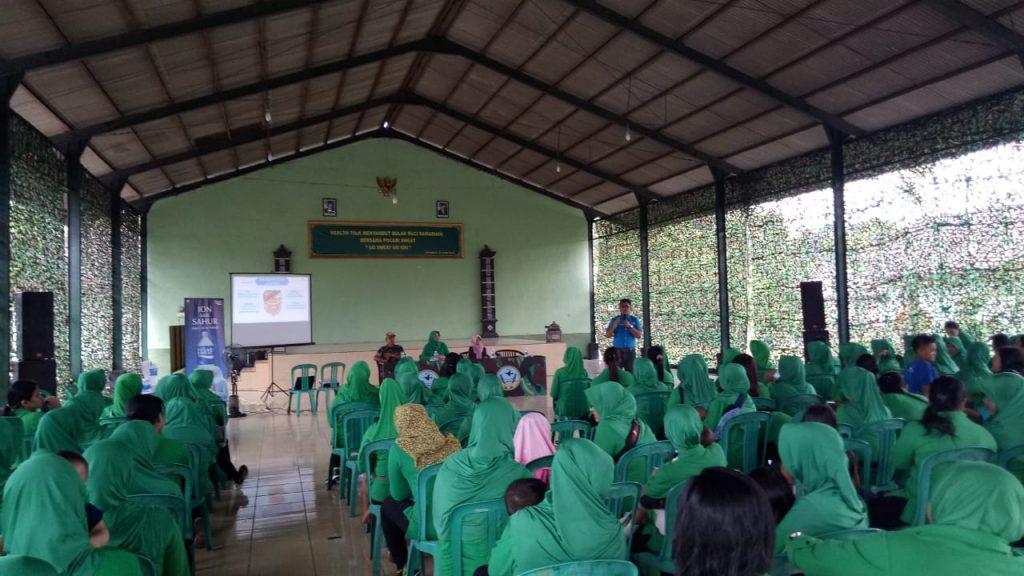 Sambut Ramadhan, Pocari Sweat Gelar Workshop Menu Sahur