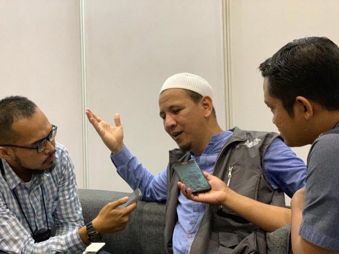 Ricuh Pasca Aksi Damai, Habib Novel Alaydrus: Mari Kita Tiadakan Kekerasan Dalam Bentuk Apapun