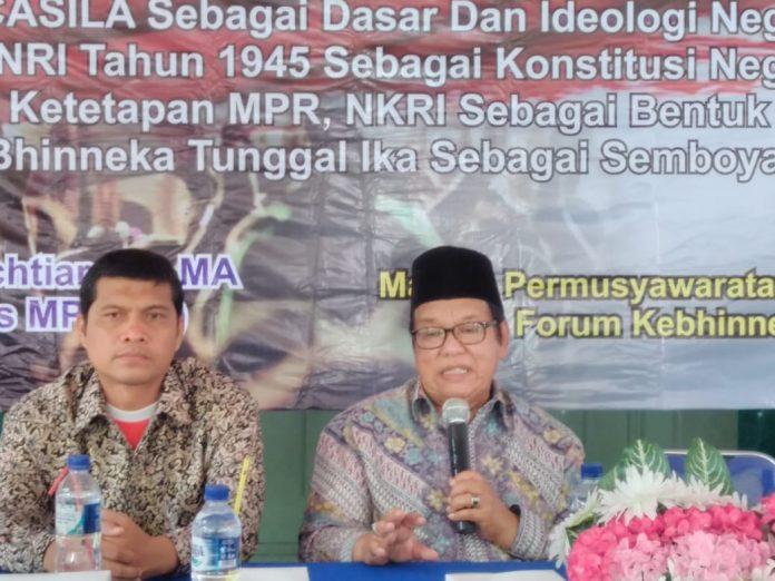 Inilah Empat Pilar Pegangan Hidup Rakyat Indonesia Menurut MPR RI