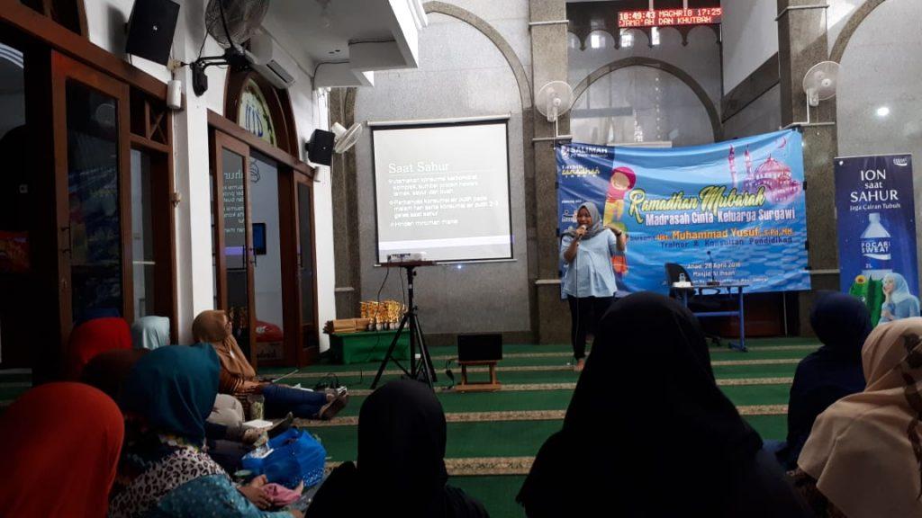 Jelang Ramadhan, Pocari Sweat Gelar Workshop Menu Sahur bersama Salimah Sidoarjo