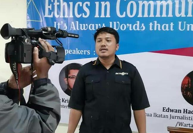 Kecam Penganiayaan Jurnalis di Bandung, IJTI Sangkuriang Semoga Ada Solusi Lebih Baik