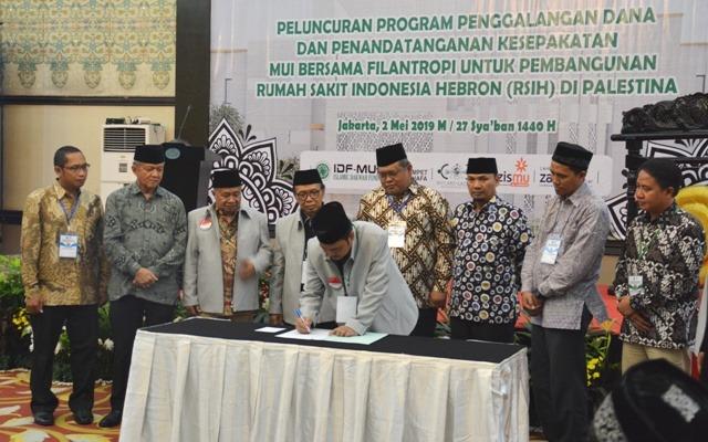 Pembangunan RS Indonesia di Palestina Butuh Kerja Sama Berbagai Pihak