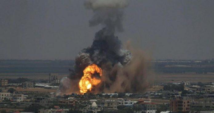 Ramadhan Tanpa Khilafah, Israel Terus Bombardir Muslim Gaza