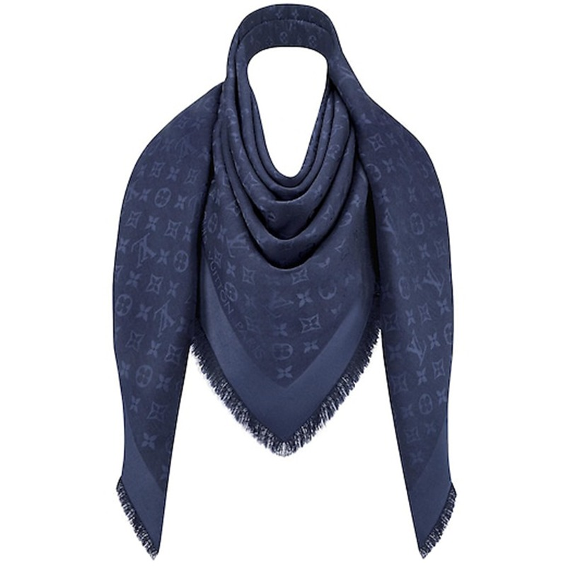 Louise Vuitton Shawl (Foto: theluxurycloset.com)