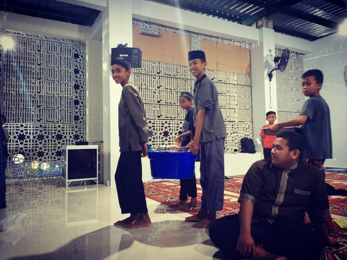 Masjid Sebagai Hub Sumber Daya