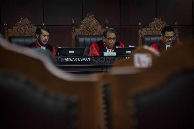 Sidang Sengketa Pilpres MK Tolak Dalil Prabowo-Sandi Ungguli Jokowi-Ma'ruf
