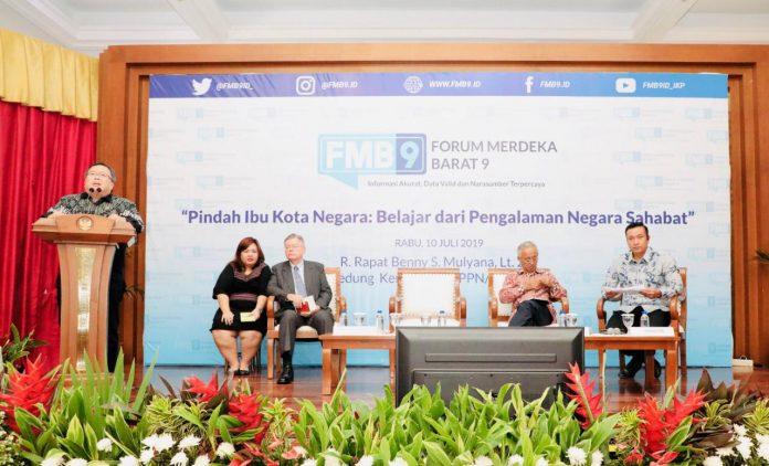Bambang Brodjonegoro Ingin Indonesia Belajar Dari Brasil Terkait Pemindahan Ibu Kota