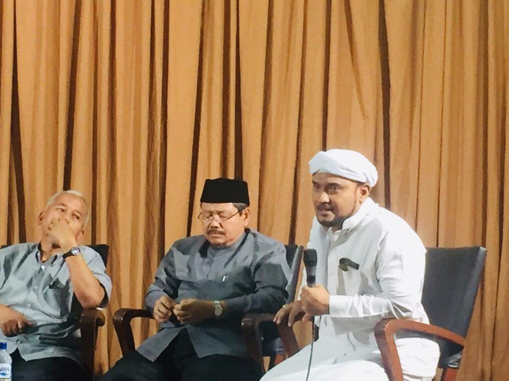 Undang Anies Baswedan, Panitia Reuni 212 Tidak Mengundang Prabowo