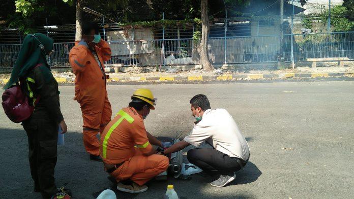 Jelang Kedatangan Calon Jemaah Haji, Nyamuk di Asrama Haji Surabaya Diberantas