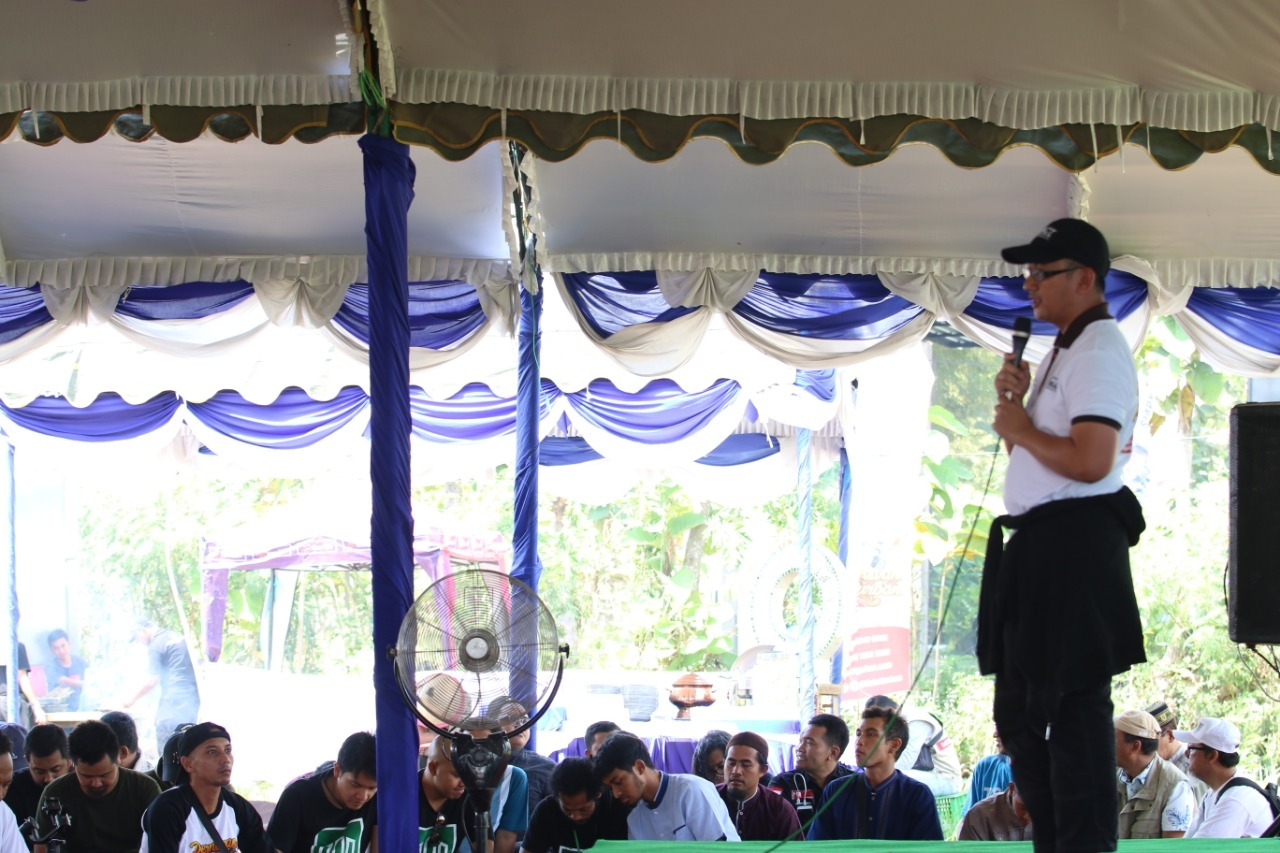 Lumbung Wakaf Terpadu, Songsong Peradaban Baru Wakafnomics Tanpa Riba