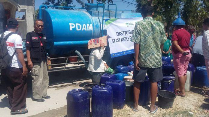 Setelah Pacitan dan Pamekasan, ACT Jatim Distribusikan Air Bersih di Bojonegoro