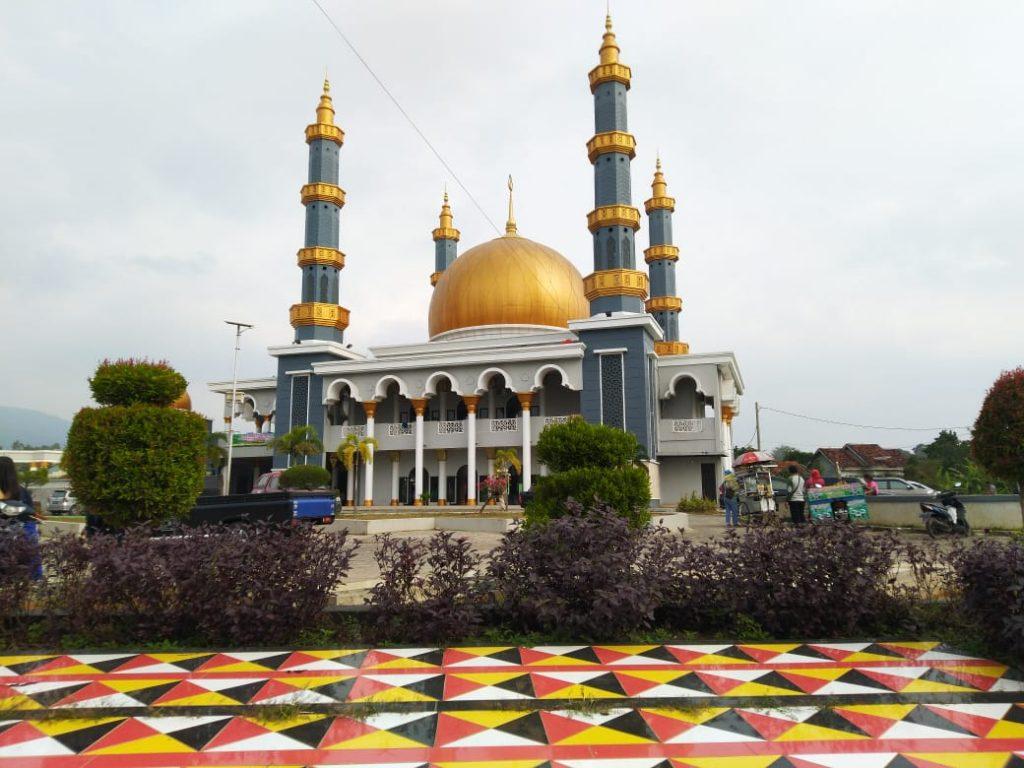 Singgah Ke Masjid Agung Islamic Center Pesawaran Lampung