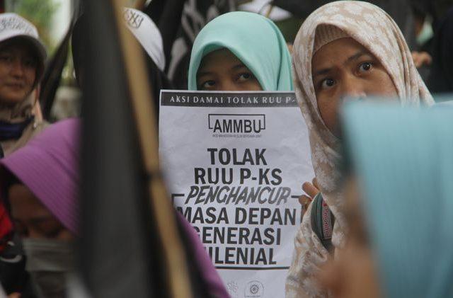PKS Bersyukur RUU P-KS Ditunda Pengesahannya